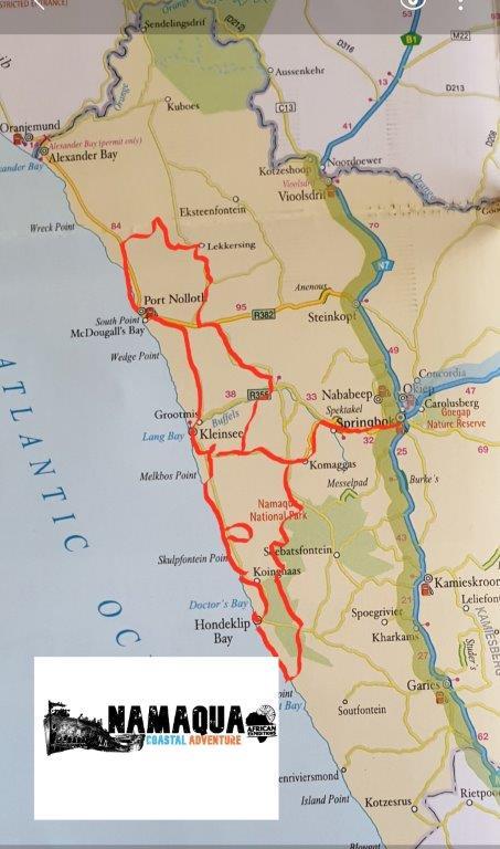 Namaqua Coastal Adventure