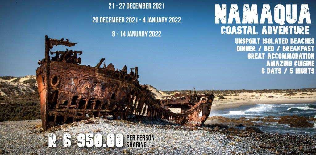 Namaqua Coast Safari