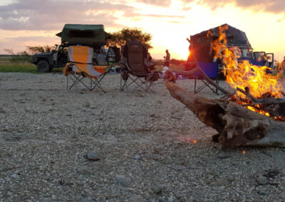 Botswana Explorers Route Self-drive guided tour