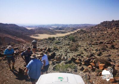 Richtersveld self-drive guided tour