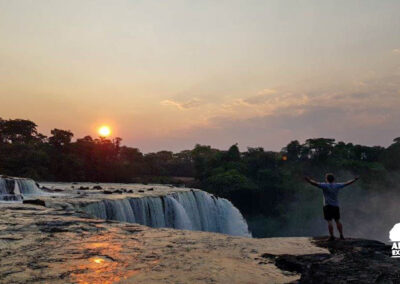 Zambia Backroads and Waterfalls Tour